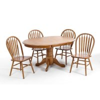 Dining - Classic Oak 42x60 Solid Oak Table Top Product Image