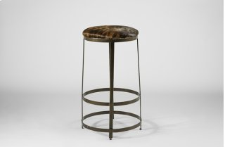 "Simpson 30.5"" Bar Height Stool - Brown"