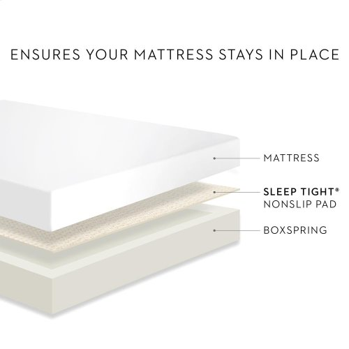 Sleep Tight Non-Slip Mattress Grip Pad - King