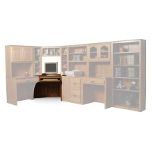 Classic Office Base Unit #11, Left