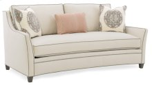 Domestic Living Room Benicio Bench Sofa 7088-010