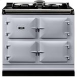 Pearl Ashes  Dual Control 3-Oven All Electric