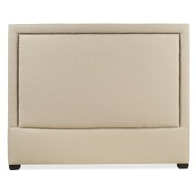 Queen-Sized Morgan Panel Headboard in Espresso