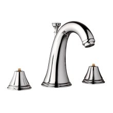 "Geneva 8"" Widespread Two-Handle Bathroom Faucet"