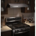 """GE Profile 30"""" Under The Cabinet Hood"""