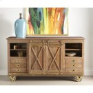 6 Drw 2 Dr Credenza Product Image
