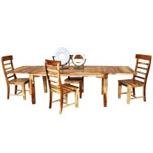 Tahoe Dining Table With Extensions, SBA-9039N