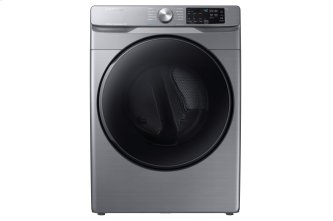7.5 cu.ft. Gas Dryer with Steam Sanitize+ in Platinum