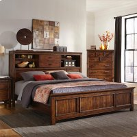 Bedroom - Wolf Creek Bookcase Bed Product Image