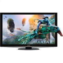 """54"""" Class Viera® VT25 Series Full HD 3D Plasma TV"""