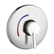 Chrome Pressure Balance Trim S