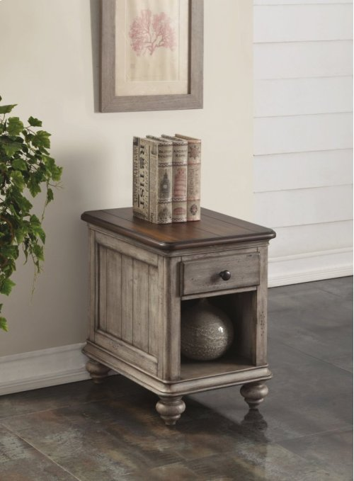 Plymouth Chairside Table