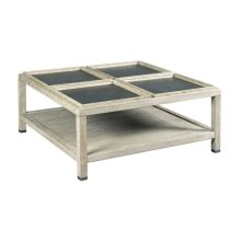 Elements Square Coffee Table
