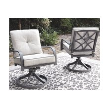 Swivel Lounge Chair (2/CN)