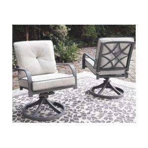 Ashley Furniture Swivel Lounge Chair (2/cn)