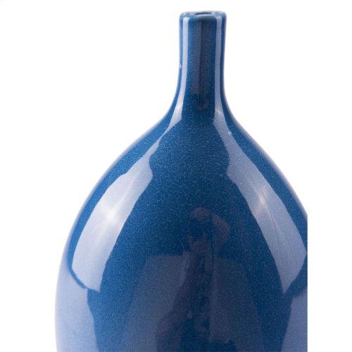 Cobalt Md Vase Blue