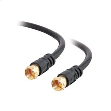 3ft Value Series™ F-Type RG59 Composite Audio/Video Cable