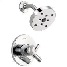 Chrome Monitor ® 17 Series H2Okinetic ® Shower Trim