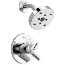 Chrome Monitor ® 17 Series H2Okinetic ® Shower Trim
