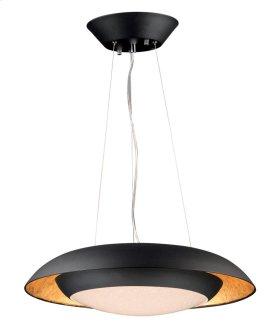 Iris LED 1-Light Pendant