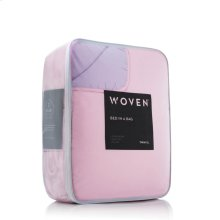 Reversible Bed in a Bag - Twin Lilac