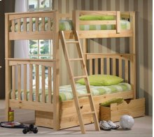 Oakland Bunk Bed With Ubc