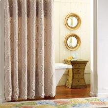 Calypso Shower Curtain, DRIFTWOOD, ONE