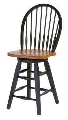 "St. Michael 24"" Barstool - Two-Tone"