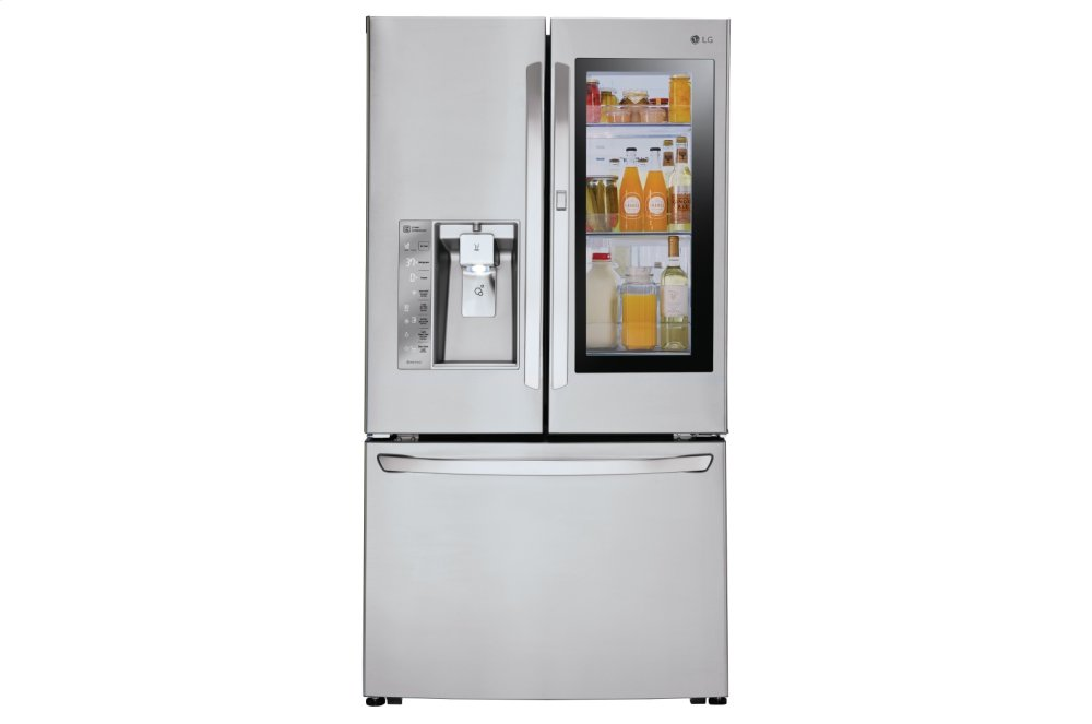 30 cu. ft. Smart wi-fi Enabled InstaView Door-in-Door(R) Refrigerator