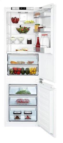 "24"" Bottom Freezer/Fridge 10.5 cu ft, fully integrated panel ready"