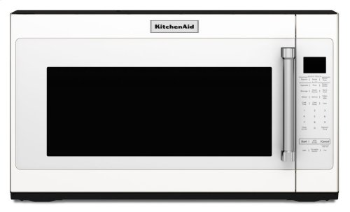 "1000-Watt Microwave with 7 Sensor Functions - 30"" - White"