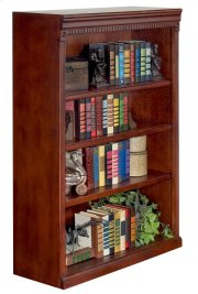 """48"""" Open Bookcase Product Image"""