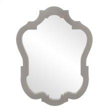 Asbury Mirror - Glossy Nickel