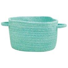 Caribbean Chenille Creations Basket