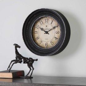 Melania, Wall Clock