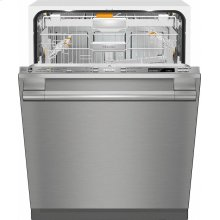 G 6875 SCVi SF AM Fully-integrated, full-size dishwasher with hidden control panel, 3D+ cutlery tray and CleanTouch Steel panel
