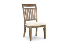 Brownstone Village Slat Back Side Chair