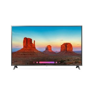 LG ElectronicsUK7570PUB 4K HDR Smart LED UHD TV w/ AI ThinQ® - 86'' Class (85.6'' Diag)