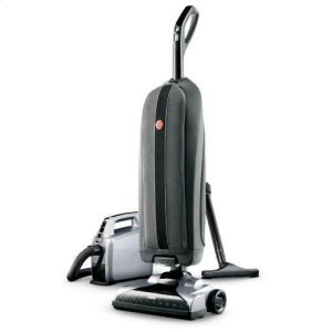 HooverPlatinum Collection Bagged Upright Vacuum & Bagged Canister Vacuum Combo