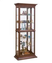 12382 FAIRFIELD II CURIO CABINET Product Image