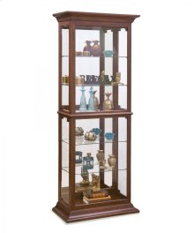 12382 FAIRFIELD II CURIO CABINET