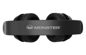 Monster® Elements Wireless On-Ear Headphones - Black Slate