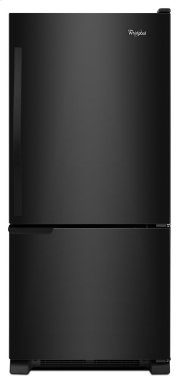 30-inches wide Bottom-Freezer Refrigerator with Accu-Chill System - 18.7 cu. ft. Product Image