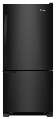 30-inches wide Bottom-Freezer Refrigerator with Accu-Chill System - 18.7 cu. ft.