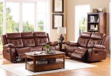 Benedict Dual Recliner Sofa