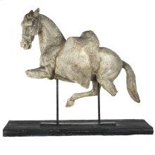 Altus Equine Figure On Stand