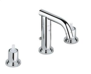"Chrome Three-hole basin mixer 1/2"" S-Size Product Image"