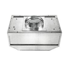 1200 CFM in-line blower, Stainless Steel
