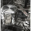 GE Cafe Stainless Interior Built-In Dishwasher With Hidden Controls