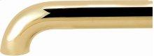 Grab Bars - ADA Compliant A0018 - Polished Brass